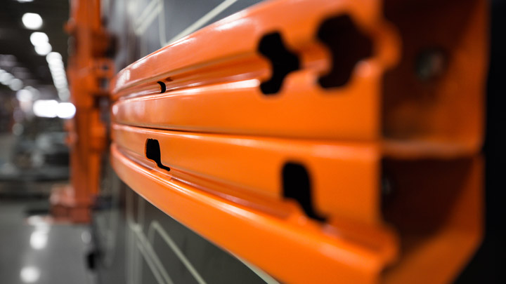 Structure en acier pour les applications automobiles de Shape Corp.