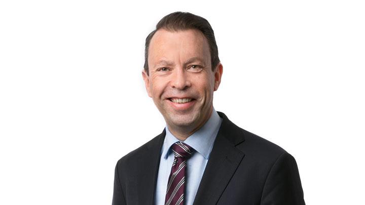 Thomas Hörnfeldt, VP Sustainability Business, SSAB