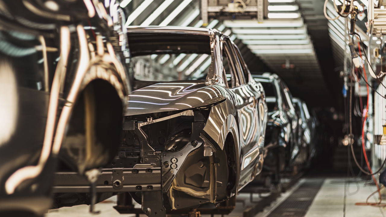 Observations sur l'industrie automobile