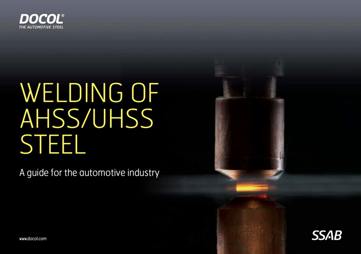Soldagem de aços AHSS/UHSS para a indústria automotiva
