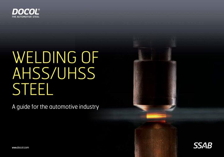 Soldadura de acero AHSS/UHSS para la industria automotriz