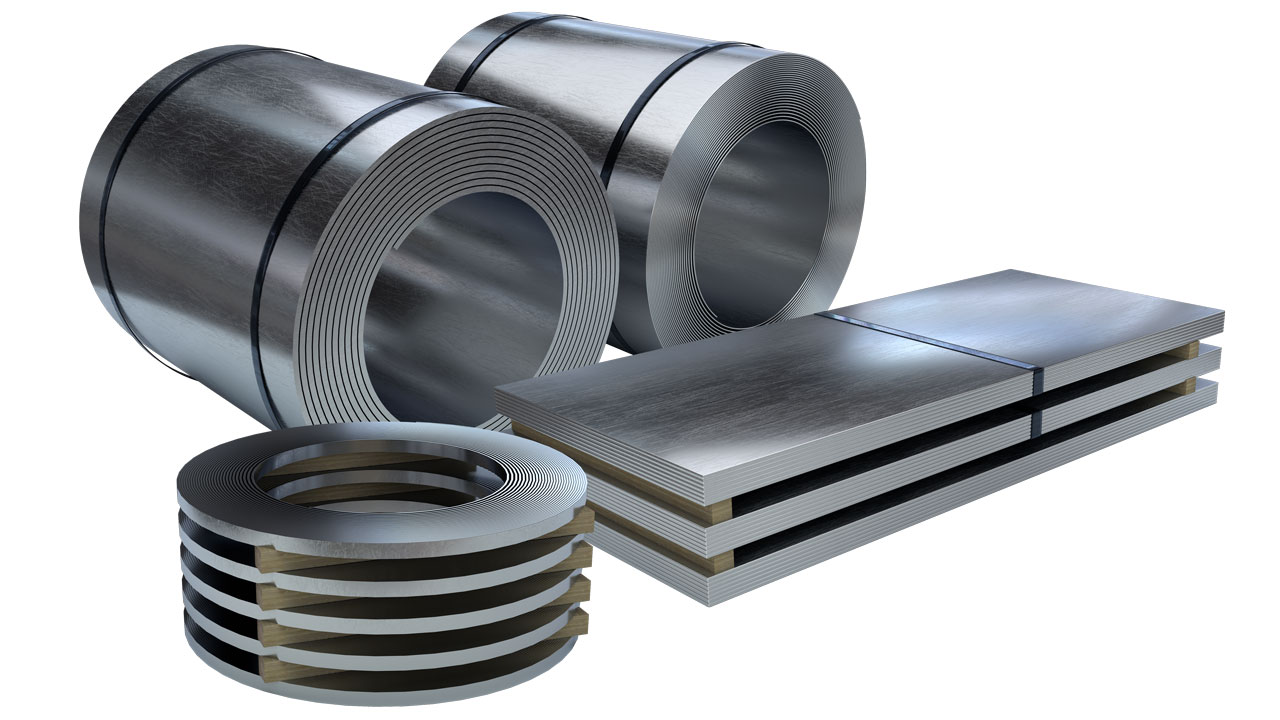 AHSS/UHSS sheets, coils and custom lengths