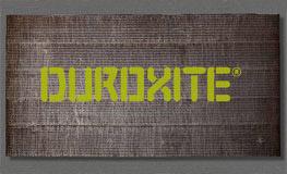 Plaque Duroxite