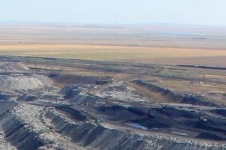 Duroxite surface mining