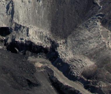 minería de carbón