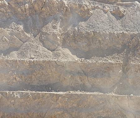 open pit copper mining