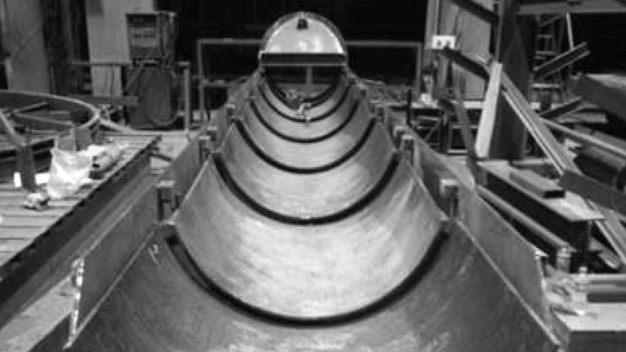 Zementausrüstung aus Duroxite