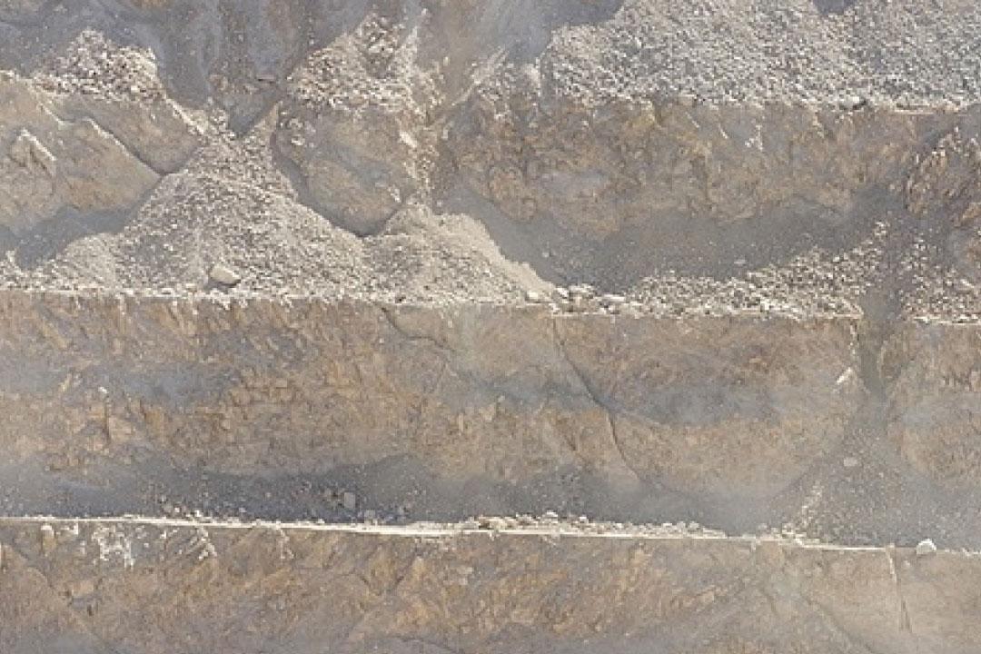 Mineração e extração de pedras
