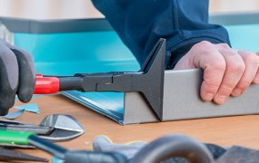 Excellent formability – even by hand