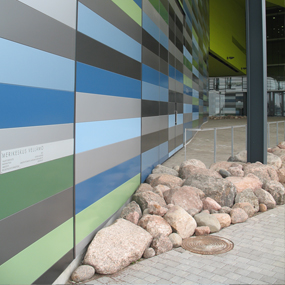 GreenCoat facades