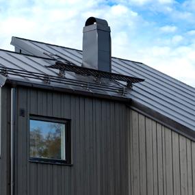 GreenCoat roofing steel