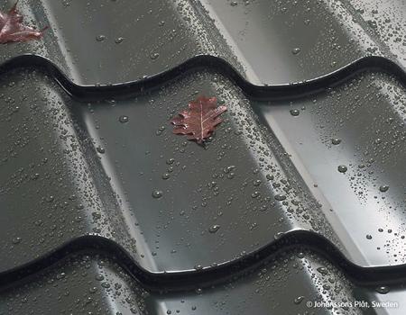 GreenCoat Crown BT roof