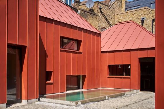 Tin House GreenCoat