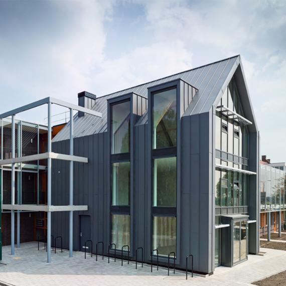 GreenCoat building