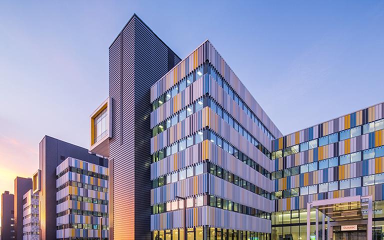 GreenCoat facade