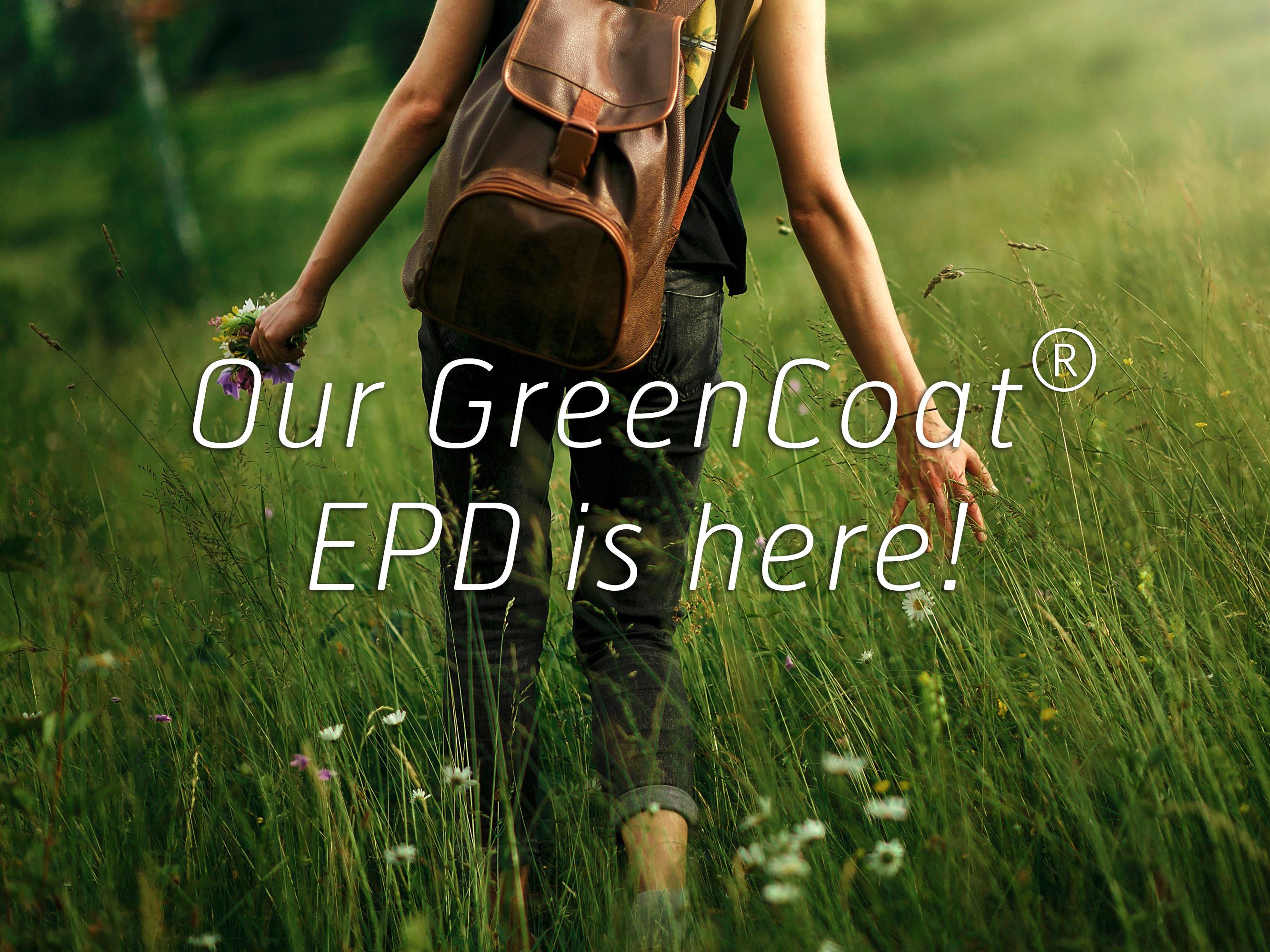 Sustainability EPD