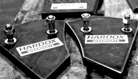 Hardox Wearparts one stop shop