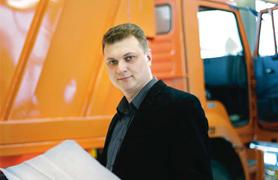 Customer case - Hardox in Russian truck tails