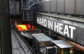 Hardox® HiTemp do zastosowań w wysokich temperaturach | SSAB