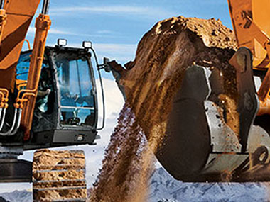 EcoUpgraded construction excavator heavy duty bucket
