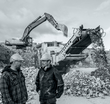 Hardox 500 - Wear-resistant steel with extra-high toughness