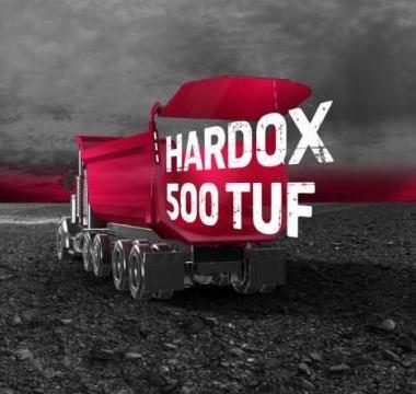 Hardox 500 Tuff