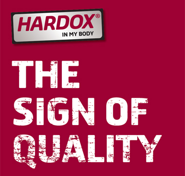 Hardox In My Body