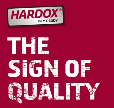 Hardox® In My Body | Il marchio di qualità