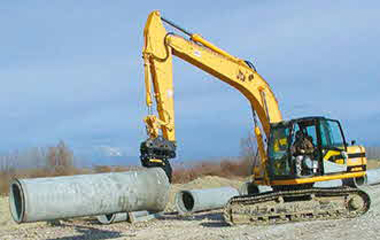 Hardox contributes to underground revolution in pipe laying