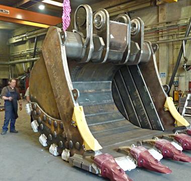 Hardox® pomáhá společnosti VERCO s dodávkami zařízení pro extrémní důlní činnost