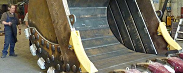 Verco i czerpaki ze stali Hardox® 500 Tuf | SSAB