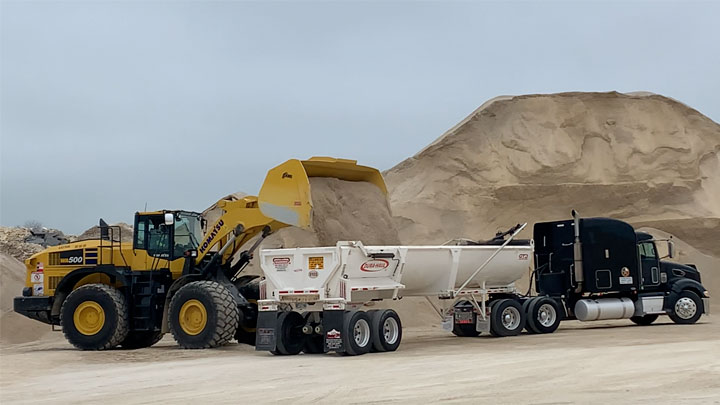 AMI Attachments builds a true, 2-pass 10-yard capacity bucket to boost efficiency and save fuel.