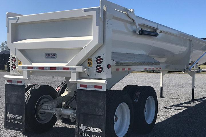 Armor light trailer