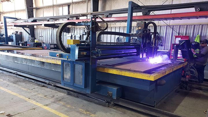 Workshop properties for Hardox® wear plate higher grades are user friendly and similar to that of grades like Hardox 450.