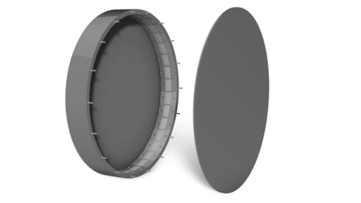 SSAB's wear test drum image