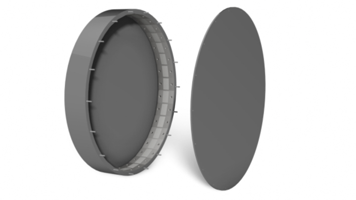 SSAB's wear test drum image