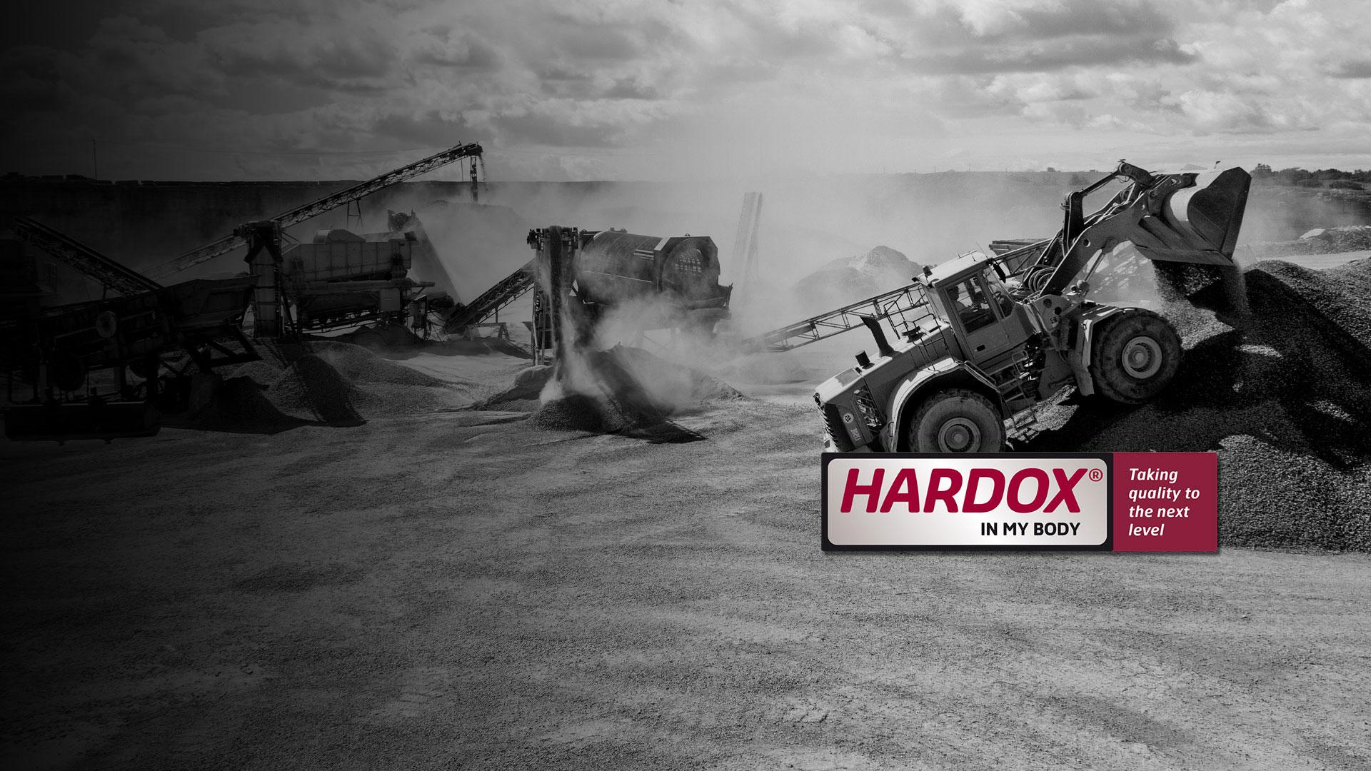 Hardox In My Body -edut