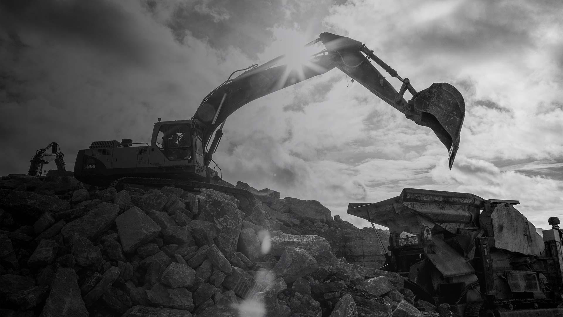 Accesorios para la excavación y movimiento de tierras de Hardox® In My Body