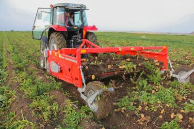 작물 수확기
