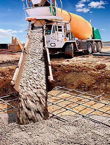 Laatutietoinen ajoneuvoalustaisten betonimiksereiden valmistaja löysi vankan ratkaisun