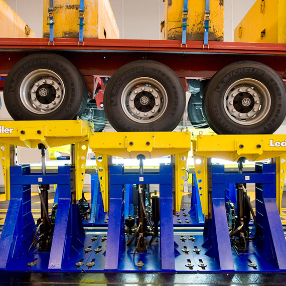 High strength steel cuts weight and increases trailer payload