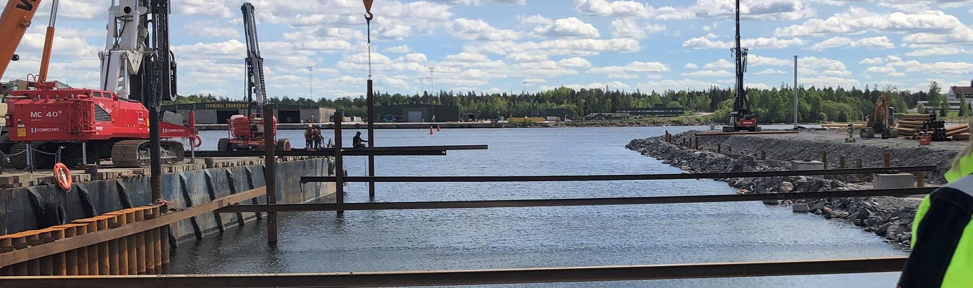 Port of Gävle
