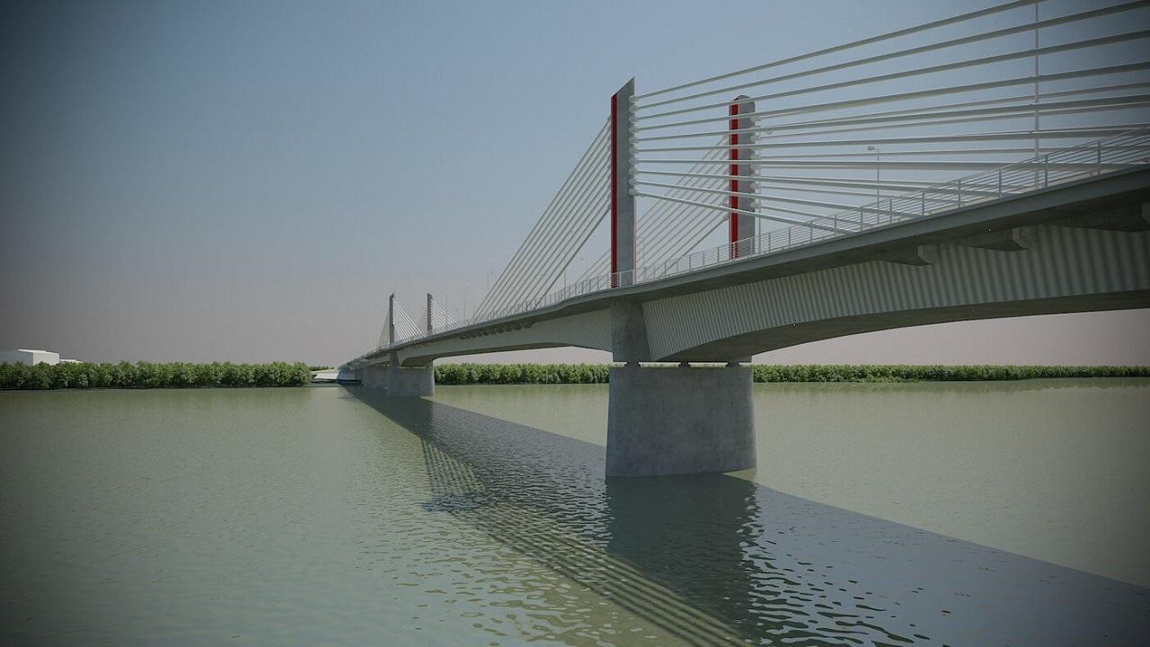 Paks bridge