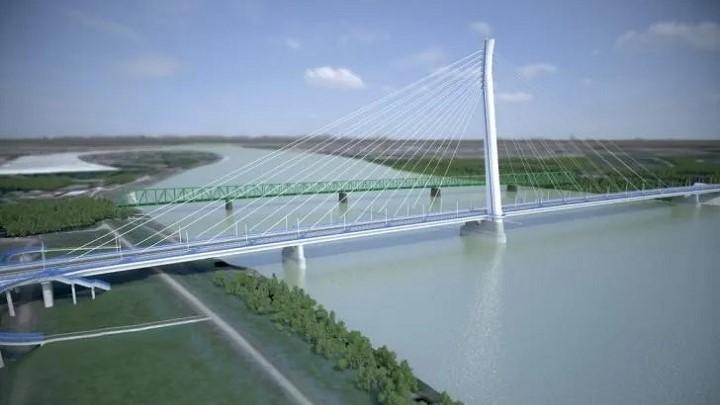 Komarno Bridge