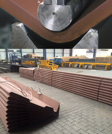 Tailored steel services and solutions