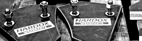 Hardox wearparts