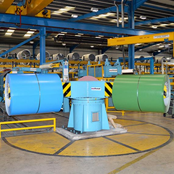 UK Colour Coated Steels