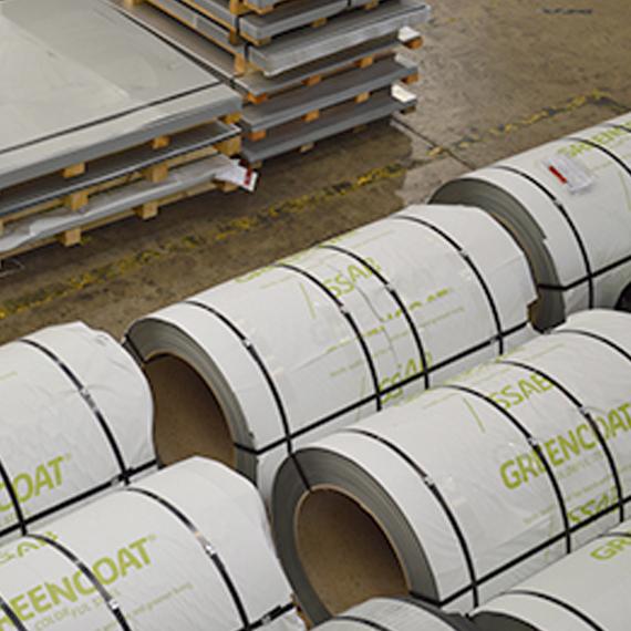 UK Green Coat Steel