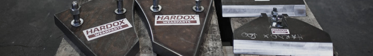 SSAB Hardox Wearparts