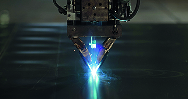 Obróbka stali - spawanie laserowe